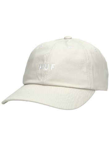 HUF Essentials OG Logo CV 6 Panel Cap