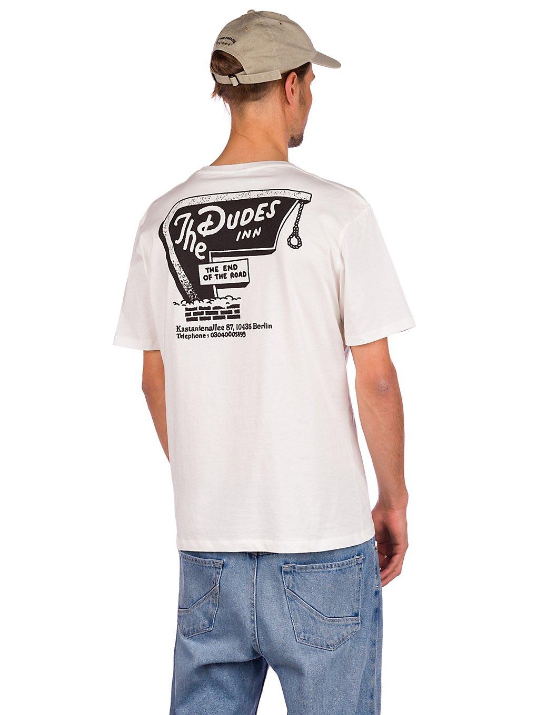 The Dudes Pool Of Tears T Shirt bianco