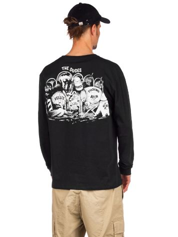 The Dudes Helles In Hell Long Sleeve T-Shirt