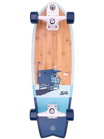 "Z-Flex Bamboo Fish 31"" Surfskate"
