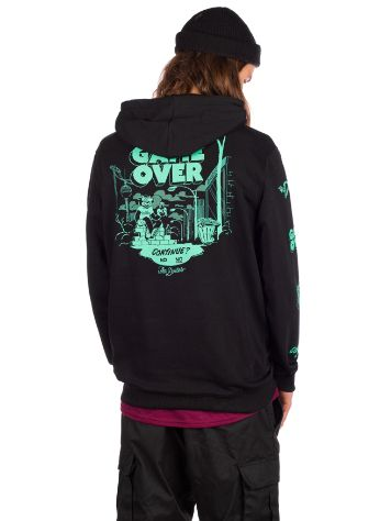 The Dudes Game Over Hoodie