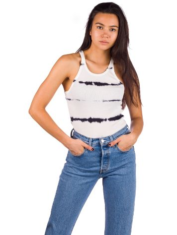 Levi's High Neck Tank Top