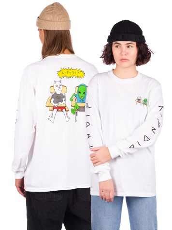 RIPNDIP Butts Up Pitkähihainen