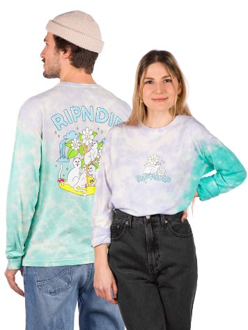 RIPNDIP Magical Place T-Shirt manica lunga