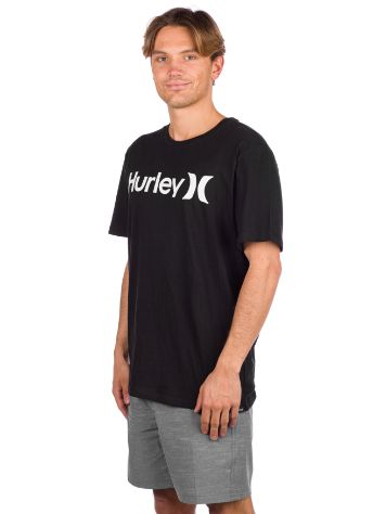 Hurley Evd Wsh One & Only Solid T-Shirt