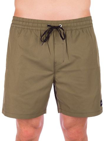 "Hurley One & Only Solid Volley 17"" Boardshorts"