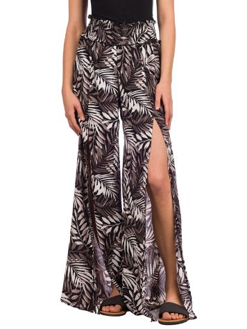 Hurley Party Palm Slit Cover Up Byxor