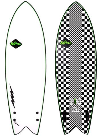 Softech Kyuss Fish 5'8 Surffilauta