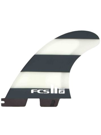 FCS II JF PC Large Tri Retail Fin Set