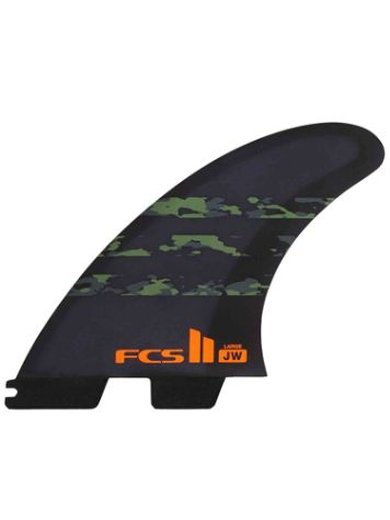 FCS II JW PC Medium Tri Retail Fin Set