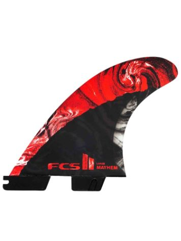 FCS II MB PC Carbon Large Tri Retail Fin Set