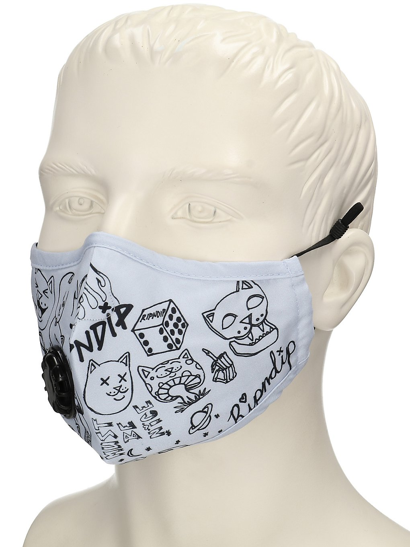 RIPNDIP Ventilator Cloth Mask sharpie