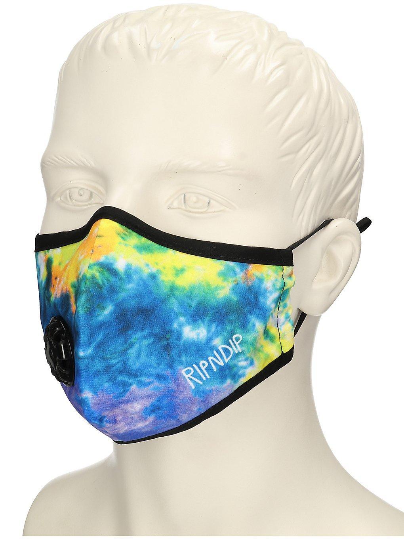 RIPNDIP Ventilator Cloth Mask tie dye