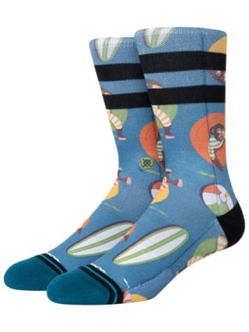 Stance Monkey Chillin Socks