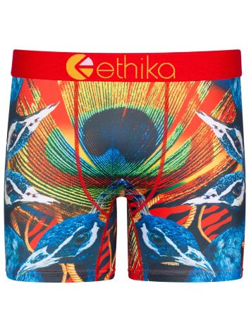 Ethika Peacock Party Mid Boksarice
