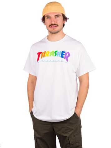 Thrasher Rainbow Mag T-Shirt