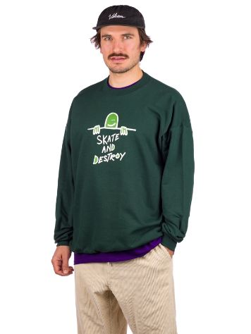 Thrasher Gonz SAD Logo Sweater