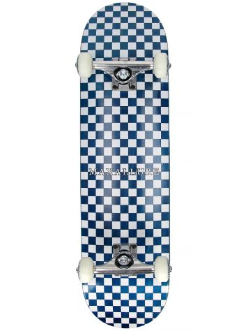 "Maxallure Check 8"" Skateboard complet"