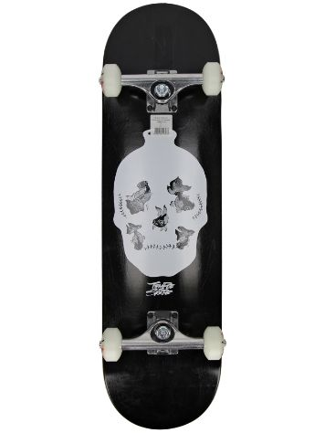 "Temple of Skate Fish Bowl 8.25"" Skateboard complet"