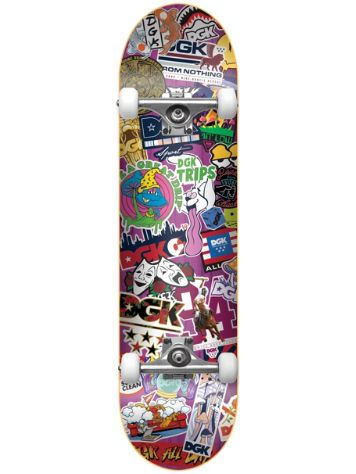 "DGK Stick Up 7.5"" Skateboard"