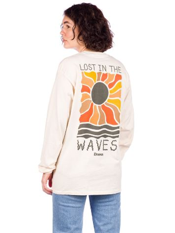 Dravus Lost Waves Long Sleeve T-Shirt