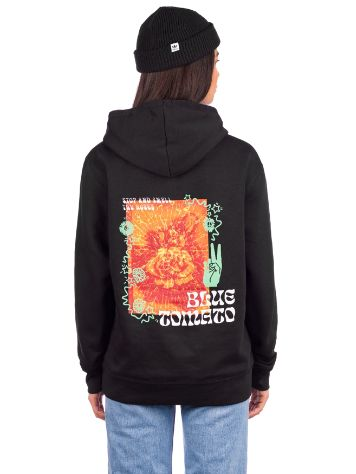 Blue Tomato Smell The Roses Hoodie