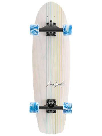 "Landyachtz Butter White Oak Lines 31"" Surfskate"