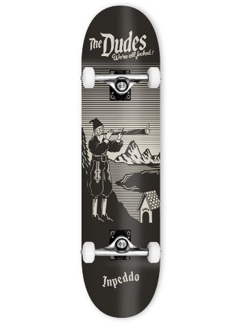 "Inpeddo X The Dudes Fucked 8.25"" Complete"