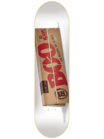 "DGK Boo Johnson Papers 8.25"" Skateboard Deck"