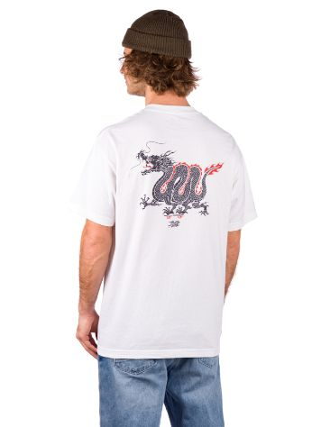 Temple of Skate Dragon T-Shirt