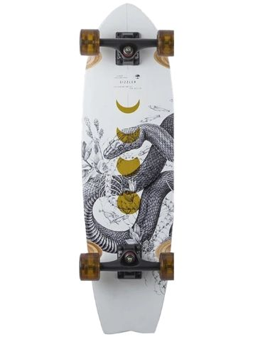 "Arbor Bamboo Sizzler 30.5"" Cruiser complet"