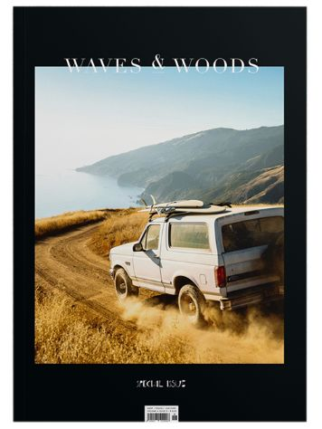 Waves and Woods Volume #18 Magazin