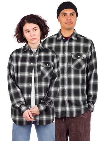 Blue Tomato Plaid Flannel Tricko
