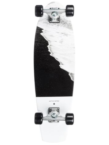 "Quiksilver Wood Beauty 29"" Skate Completo"