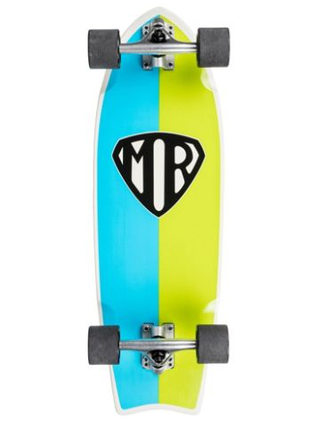 "Quiksilver Mr Retro 28"" Skateboard"