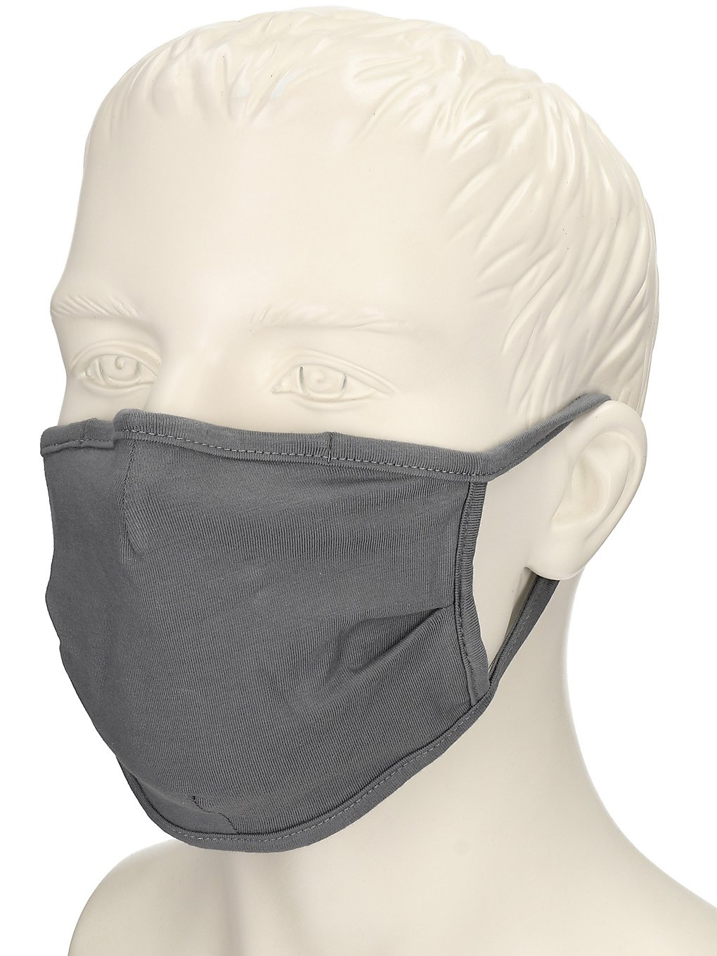 Zine Facecover Cloth Mask pebble