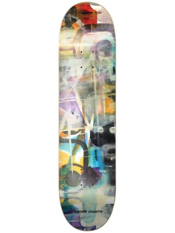 "Colours Will Barras Grunge 8.2"" Skateboard deck"