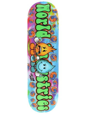 "World Industries Tide Pods 8"" Skateboard deck"