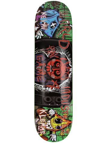 "World Industries Game Jigsaw 8.25"" Skateboard deck"