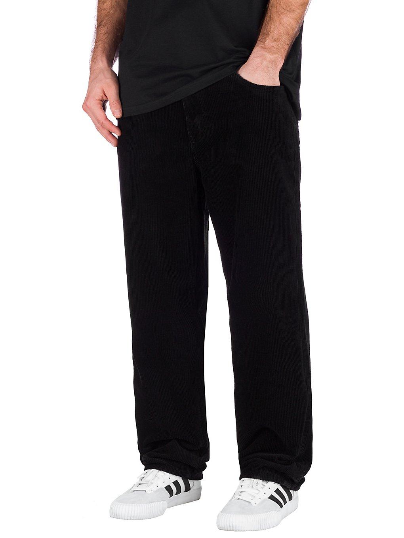 Empyre Loose Fit Sk8 Cord Pants noir