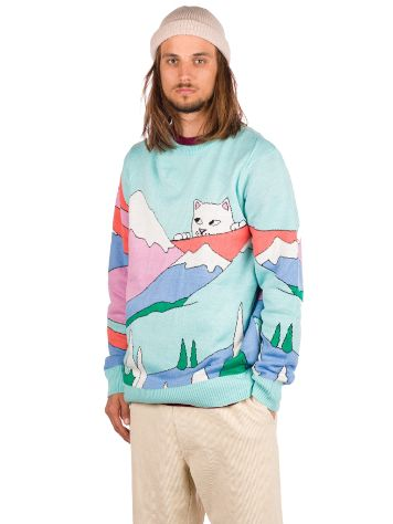 RIPNDIP Kiss The Sky Pulover