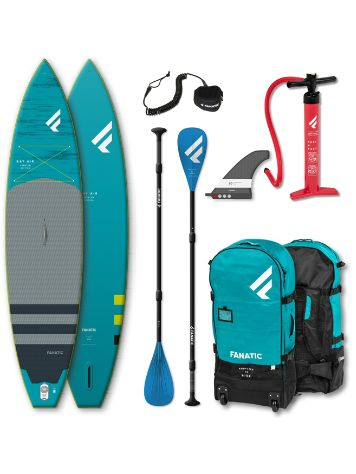 Fanatic Ray Air Package Premium Pure/12'6 SUP-Brett