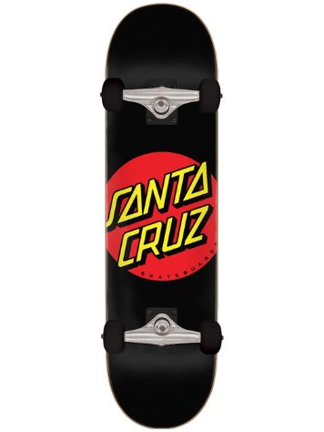 "Santa Cruz Classic Dot Full 8.0"" Skateboard"
