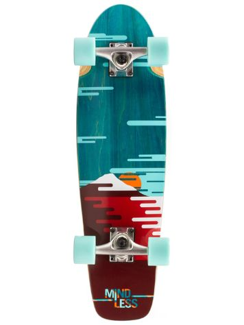 "Mindless Longboards Sunset 28"" Skateboard"