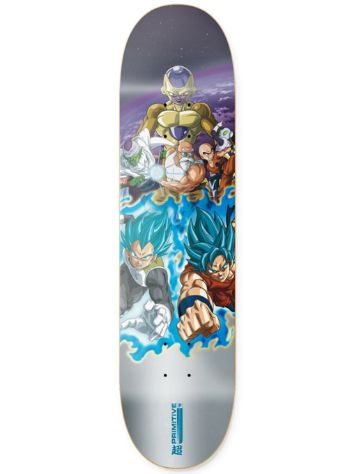 "Primitive Team Resurrection 8.1"" Skateboard Deck"
