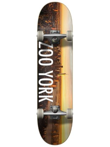 "ZOO YORK Sunrise 7.5"" Skateboard complet"