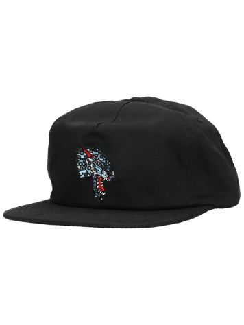 Thrasher Leopard Mag Embroidered Casquette