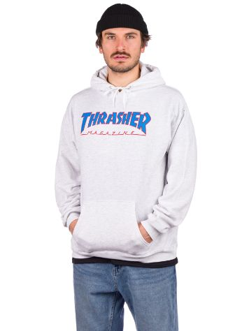 Thrasher Outlined Pulover s kapuco