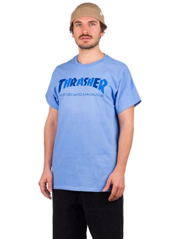 Thrasher Checkers Camiseta
