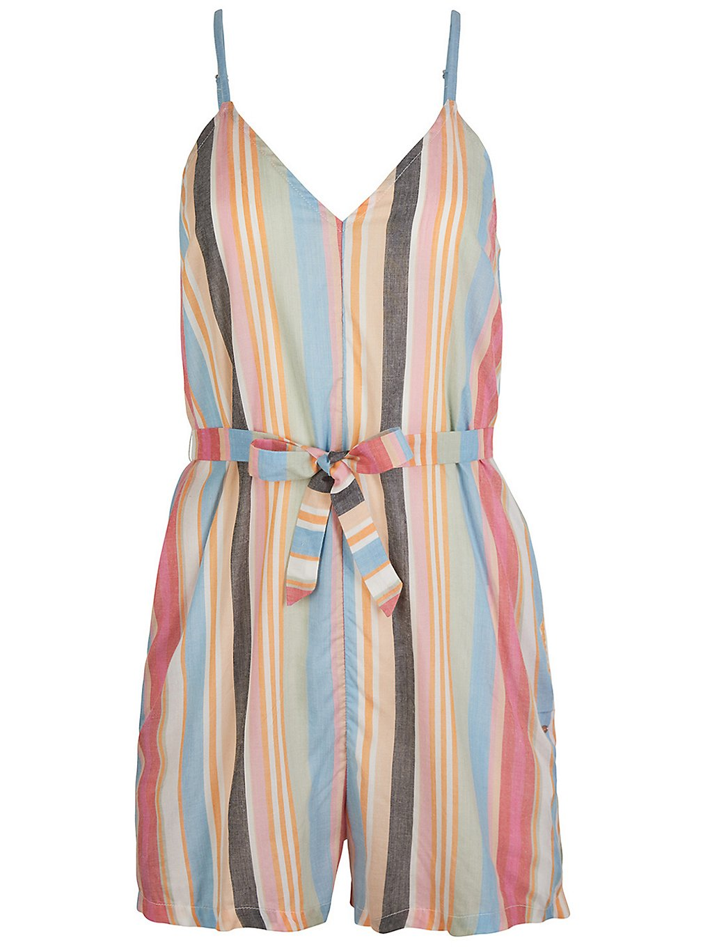 Hosen - O'Neill Playsuit Mix And Match Overall red  - Onlineshop Blue Tomato